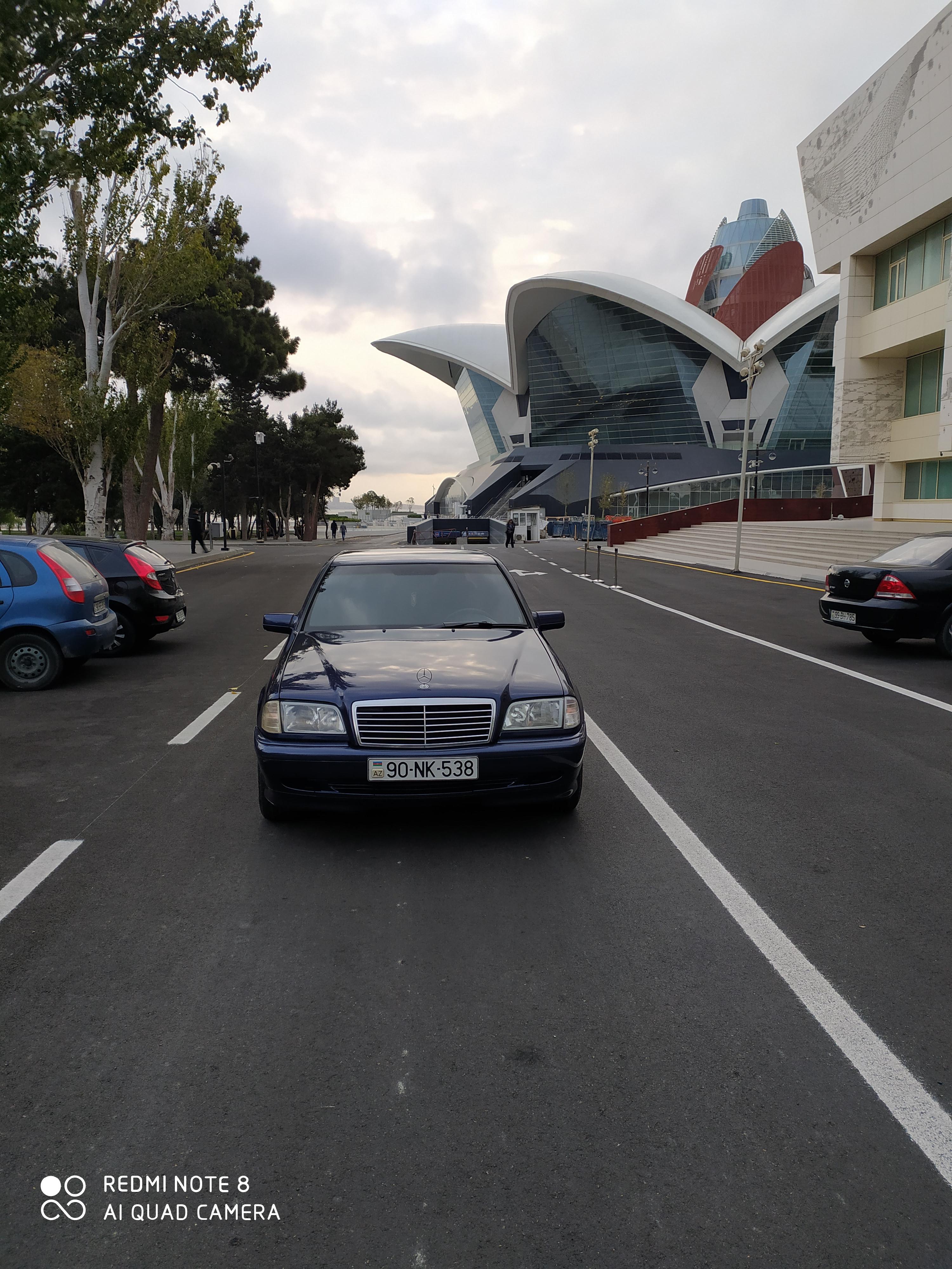 Mercedes-Benz C 180 1.8(lt) 1998 Second hand  $11200