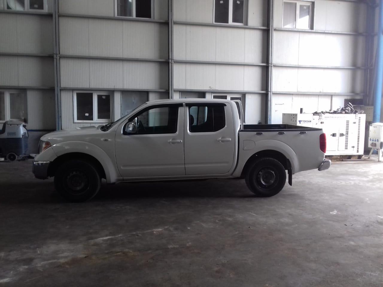 Nissan Navara 2.5(lt) 2012 İkinci əl  $13000