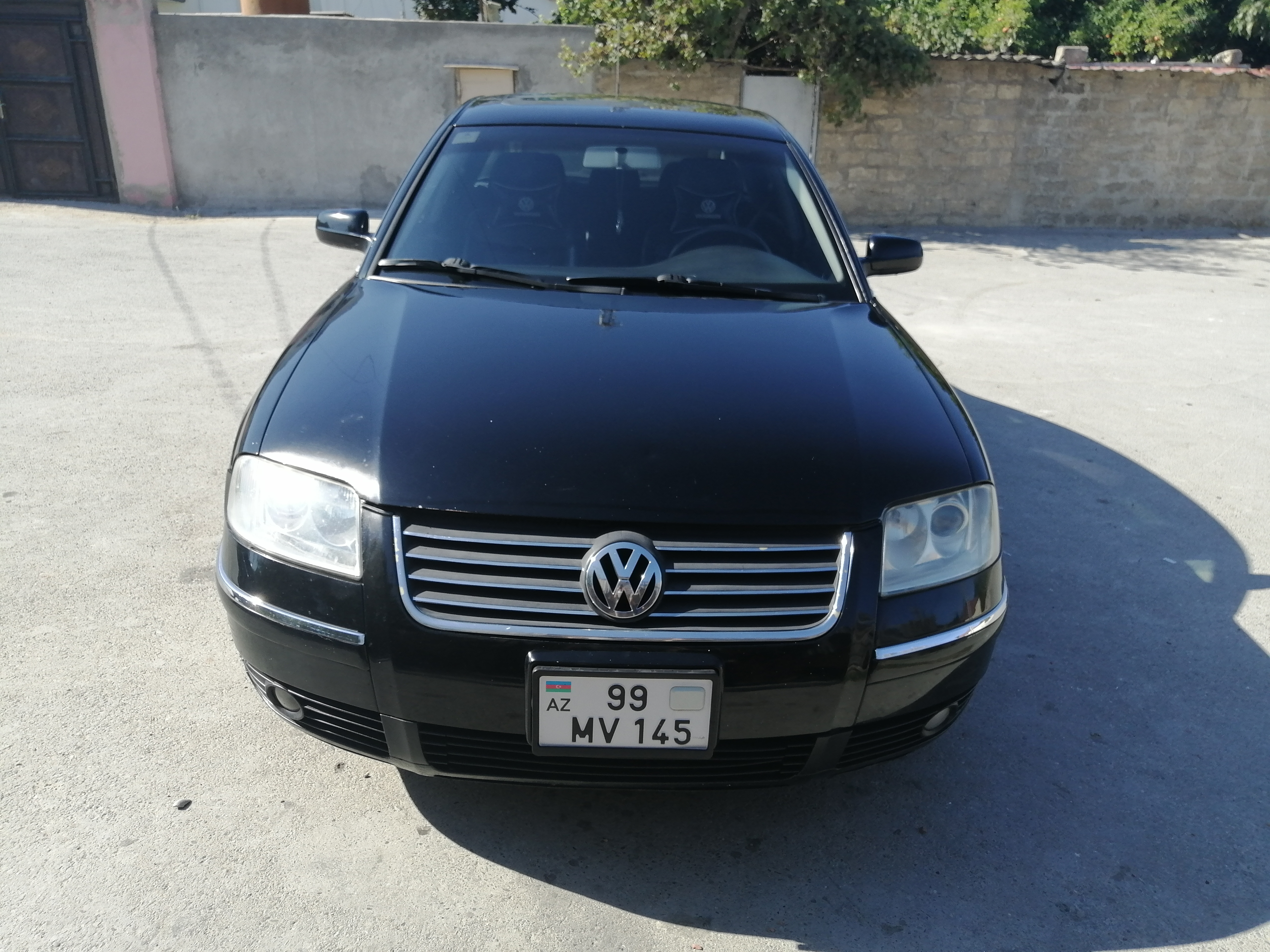 Volkswagen Passat 1.8(lt) 2002 İkinci əl  $7700