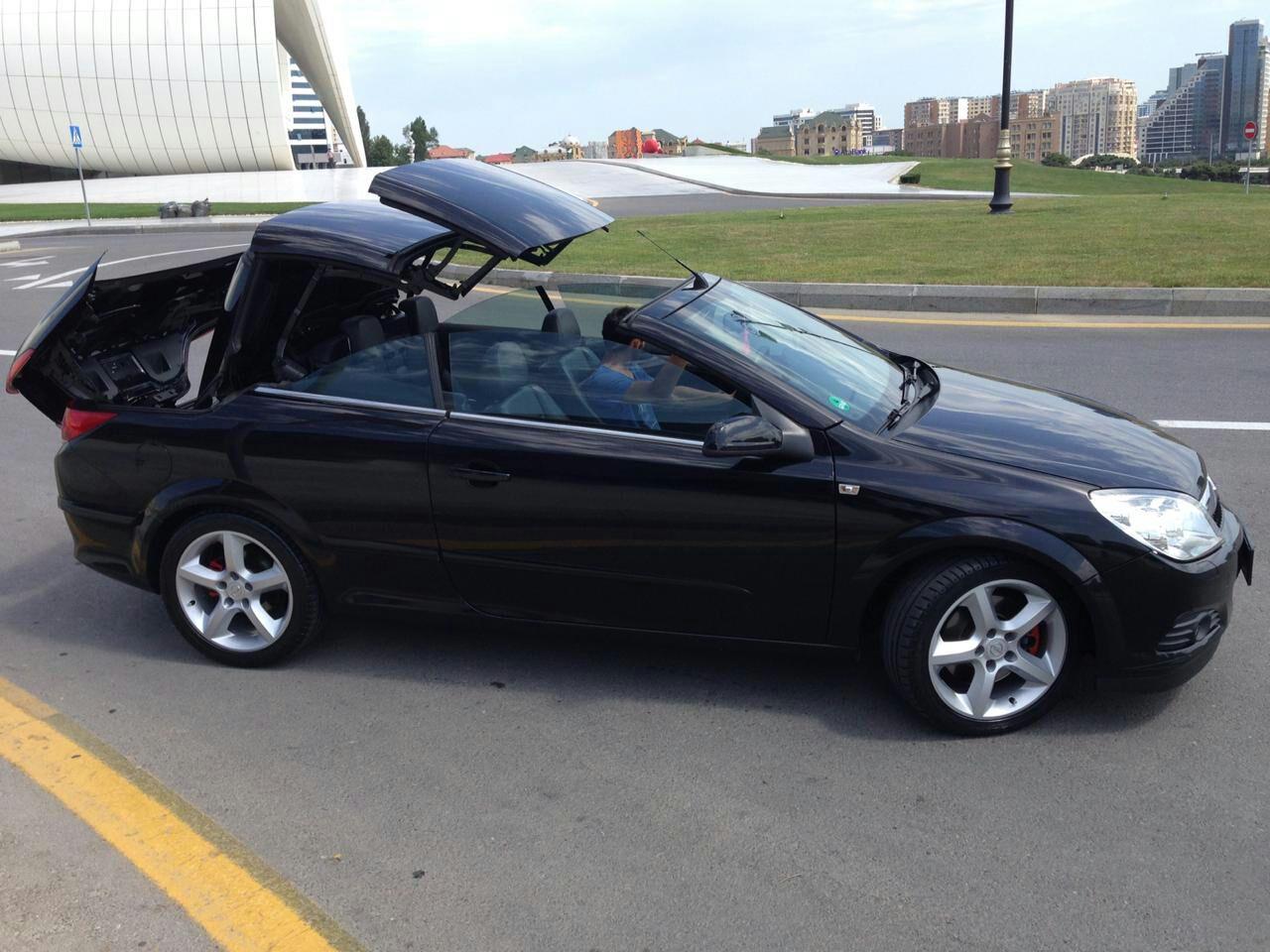 Opel Astra 1.9(lt) 2007 İkinci əl  $14500