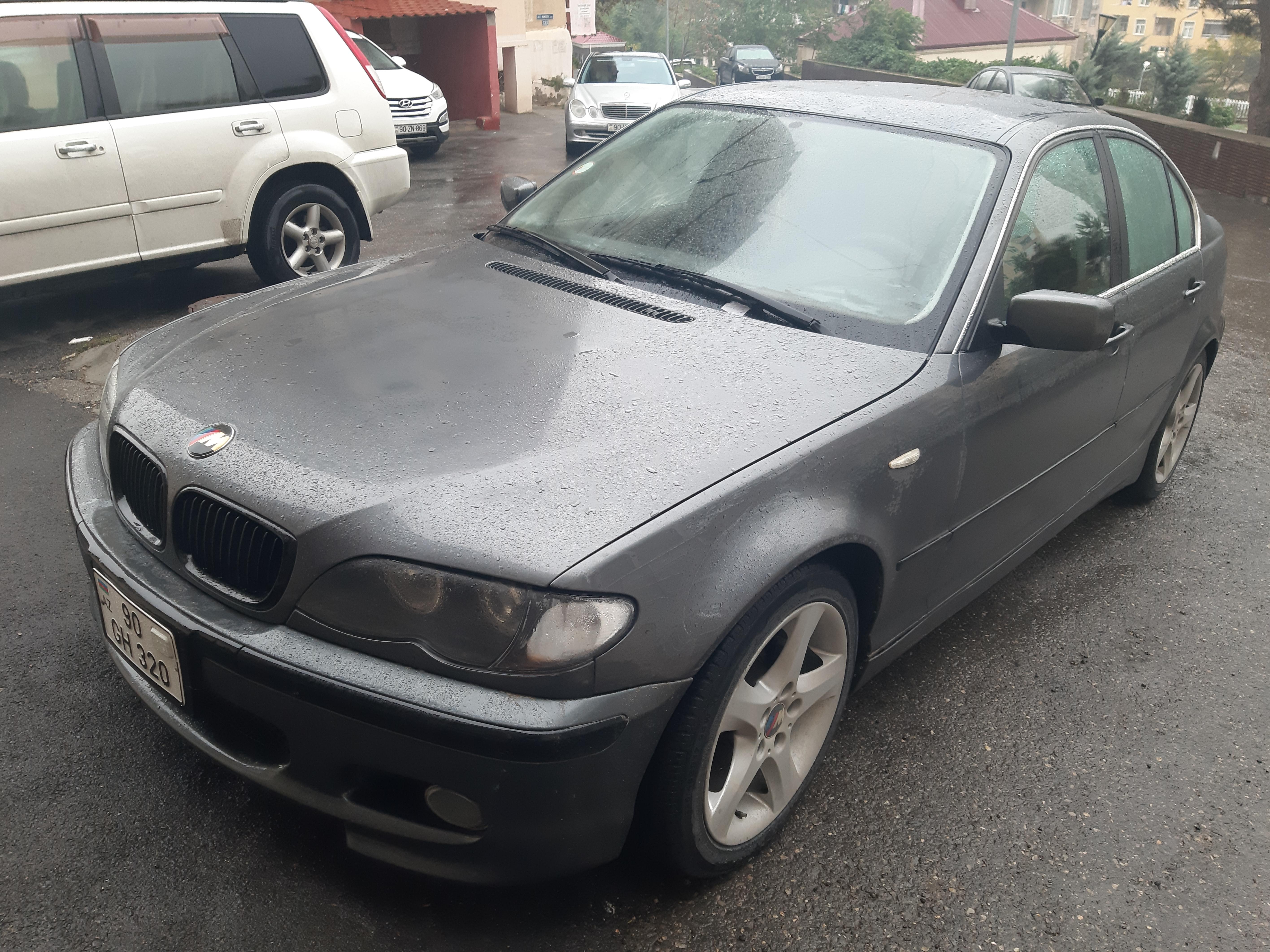 BMW 320 2.8(lt) 1999 Подержанный  $6050