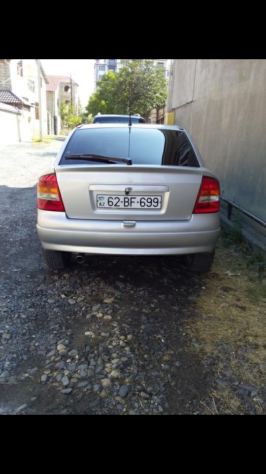 Opel Astra 1.6(lt) 1998 Подержанный  $9300