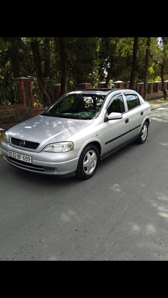Opel Astra 1.6(lt) 1998 İkinci əl  $9300