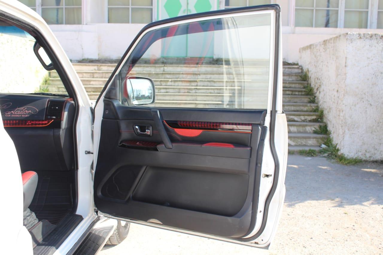 Mitsubishi Pajero 3.0(lt) 2007 İkinci əl  $15000