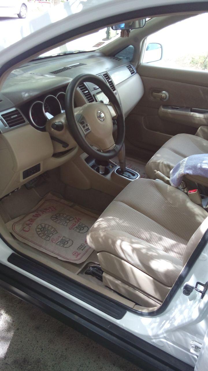 Nissan Tiida 1.6(lt) 2010 Подержанный  $9000