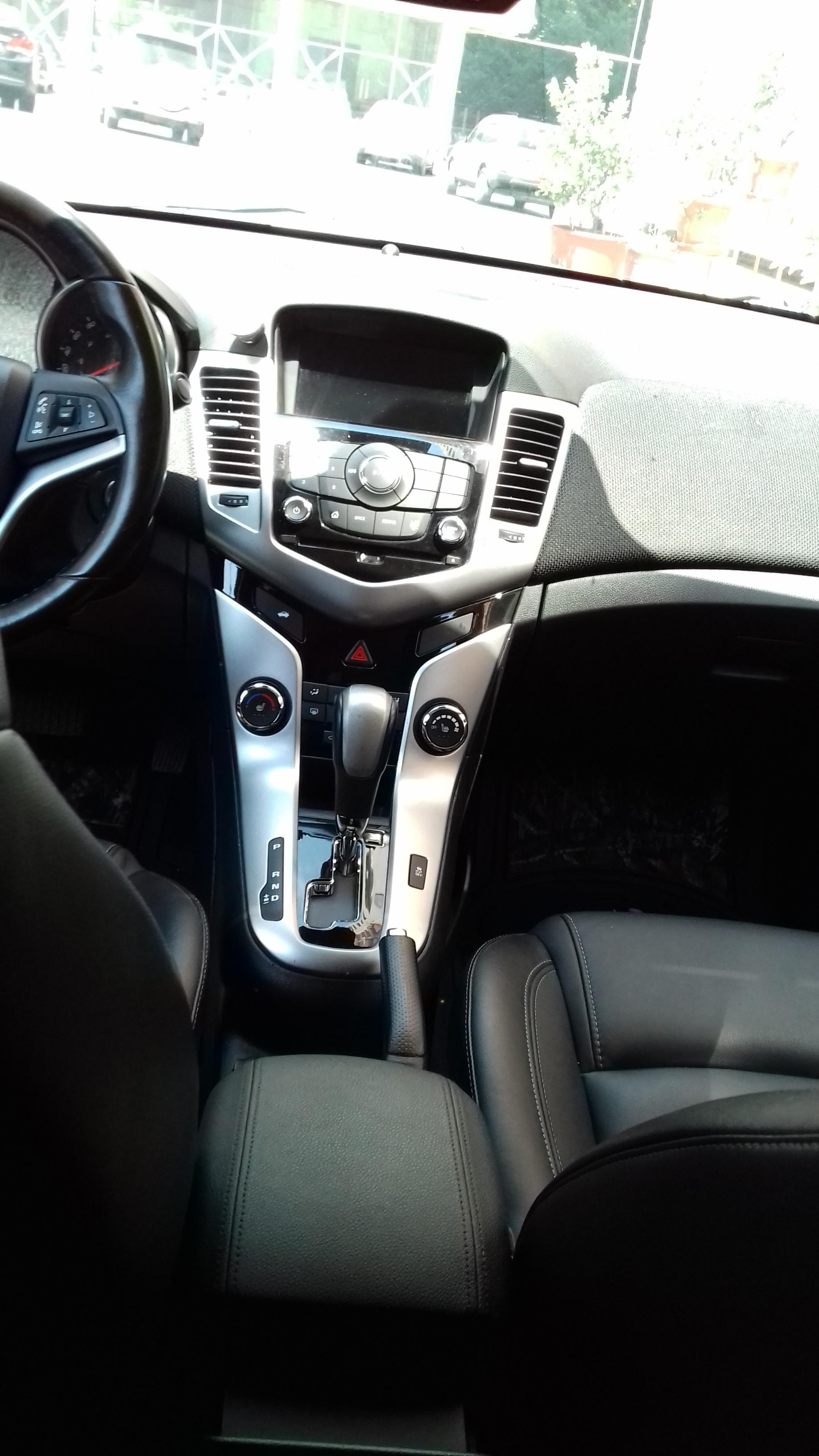 Chevrolet Cruze 1.4(lt) 2014 İkinci əl  $9200