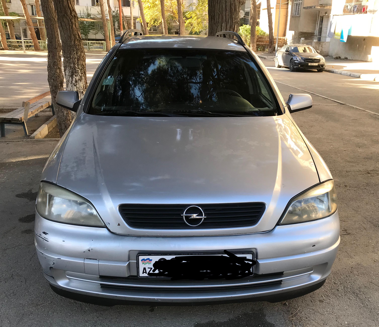 Opel Astra 1.8(lt) 1998 İkinci əl  $4500