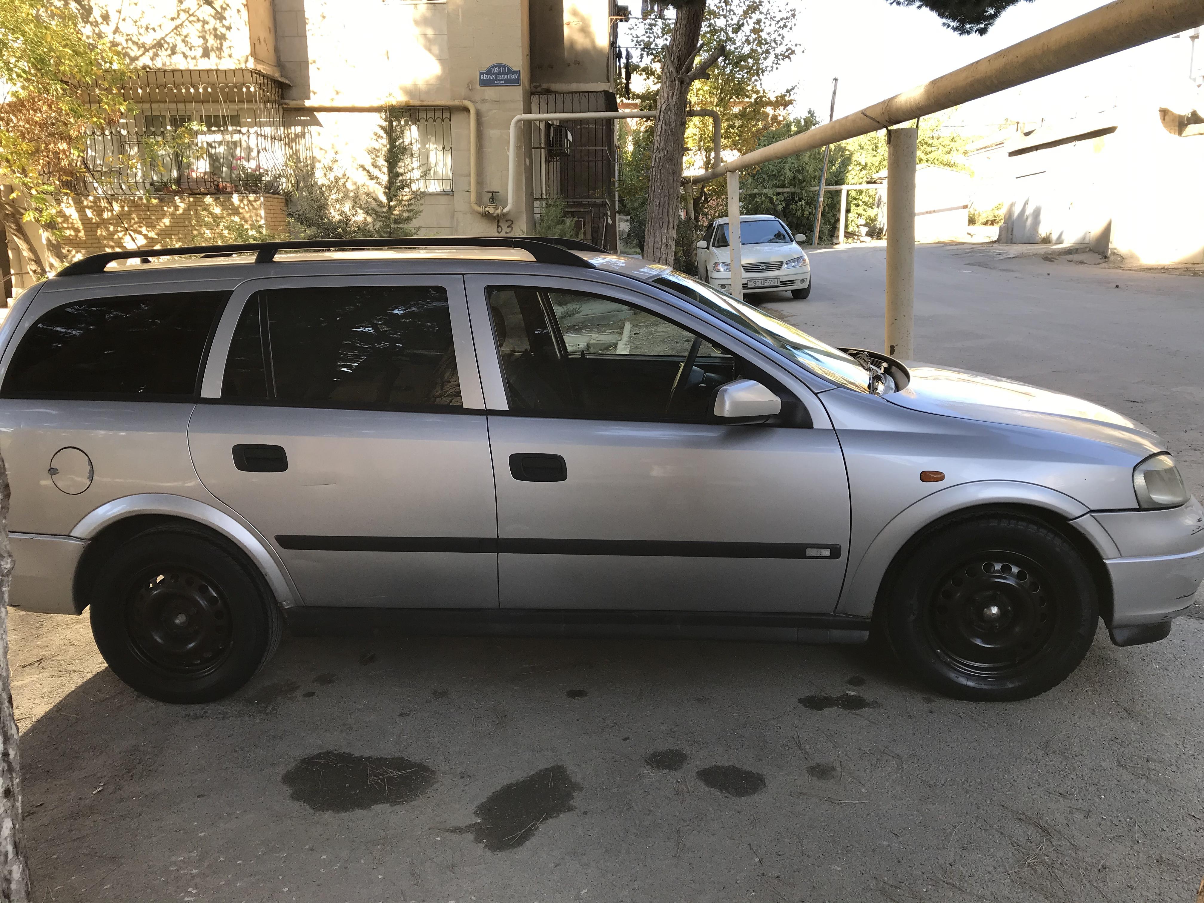 Opel Astra 1.8(lt) 1998 Подержанный  $4500