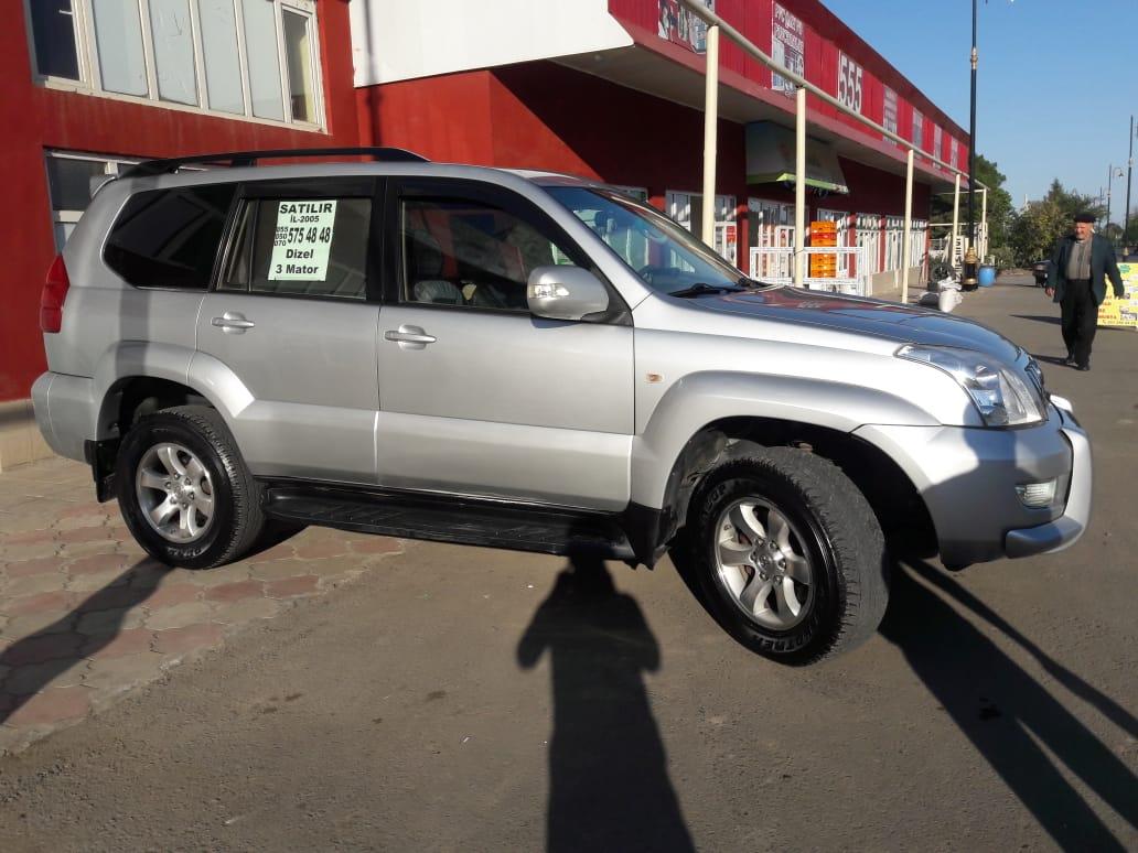Toyota Prado 3.0(lt) 2005 İkinci əl  $21500