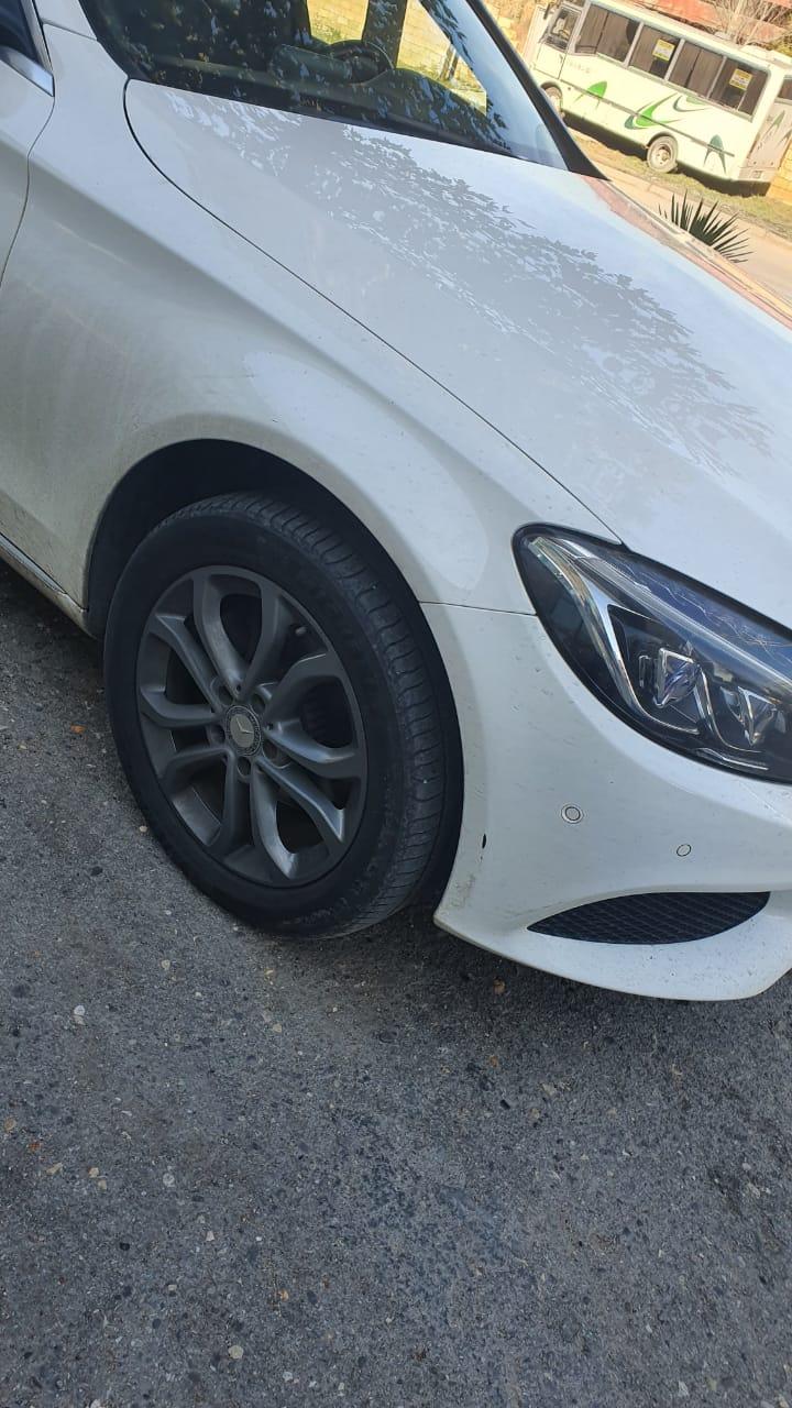 Mercedes-Benz C 200 1.6(lt) 2015 Second hand  $26000