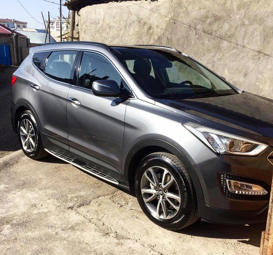 Hyundai Santa FE 2.4(lt) 2012 İkinci əl  $19150
