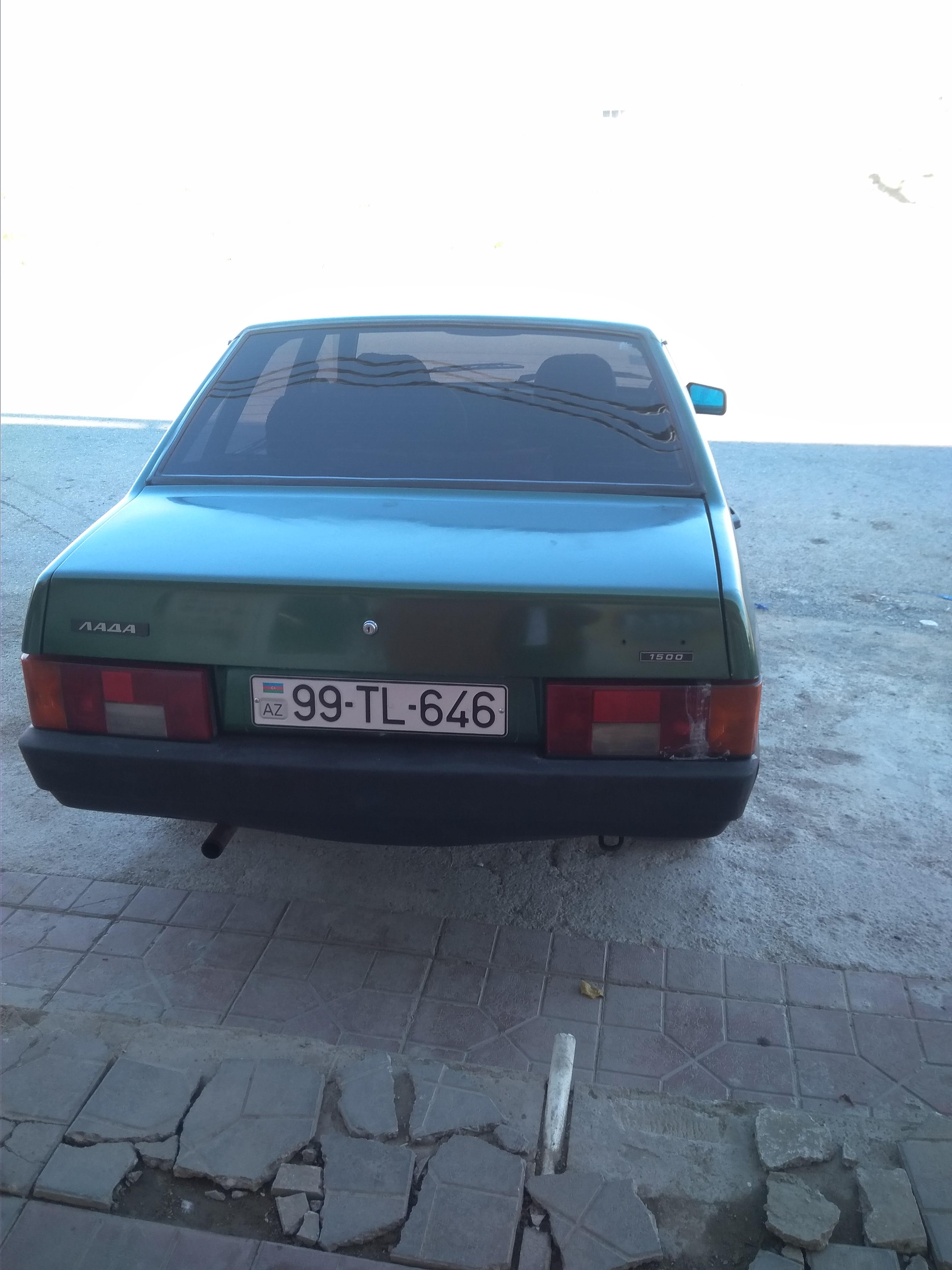 VAZ 21099 1.5(lt) 1999 Подержанный  $2509