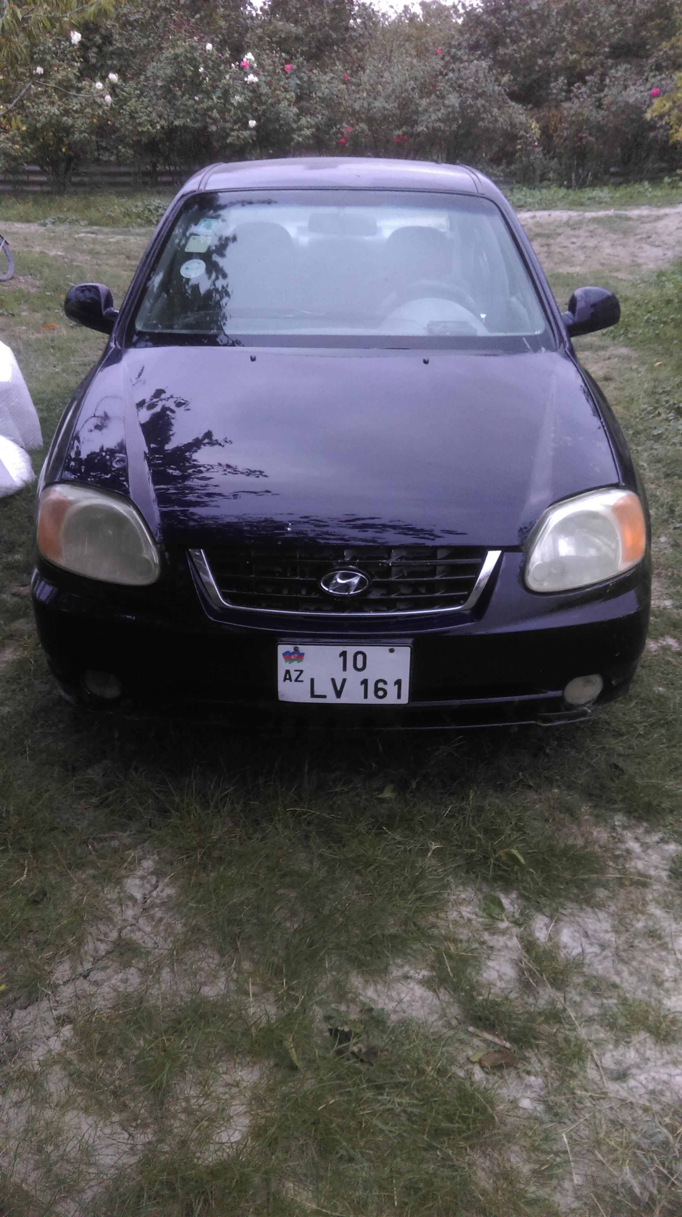 Hyundai Accent 1.5(lt) 2003 İkinci əl  $3850