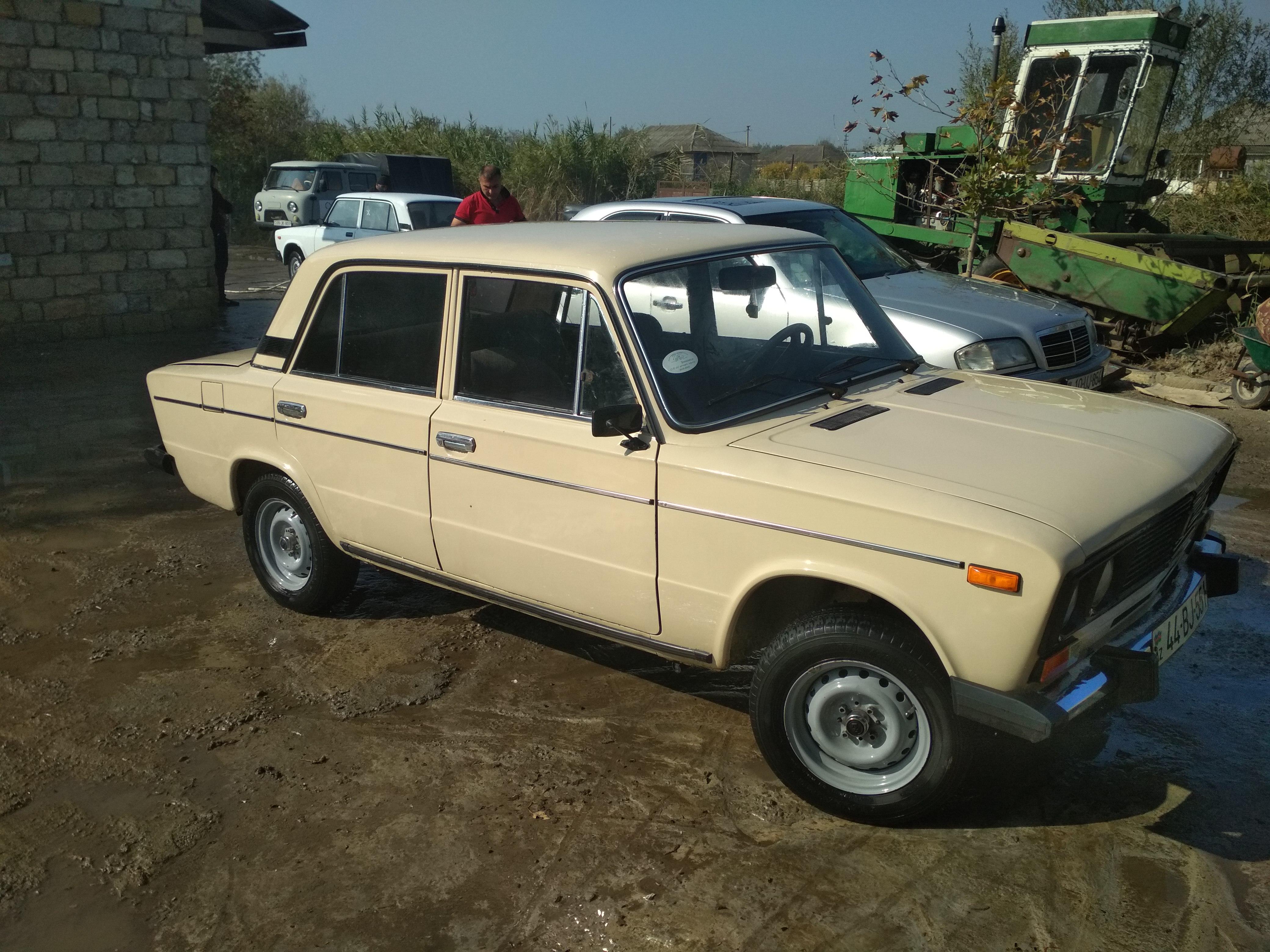 VAZ 2106 1.5(lt) 1987 Подержанный  $3900