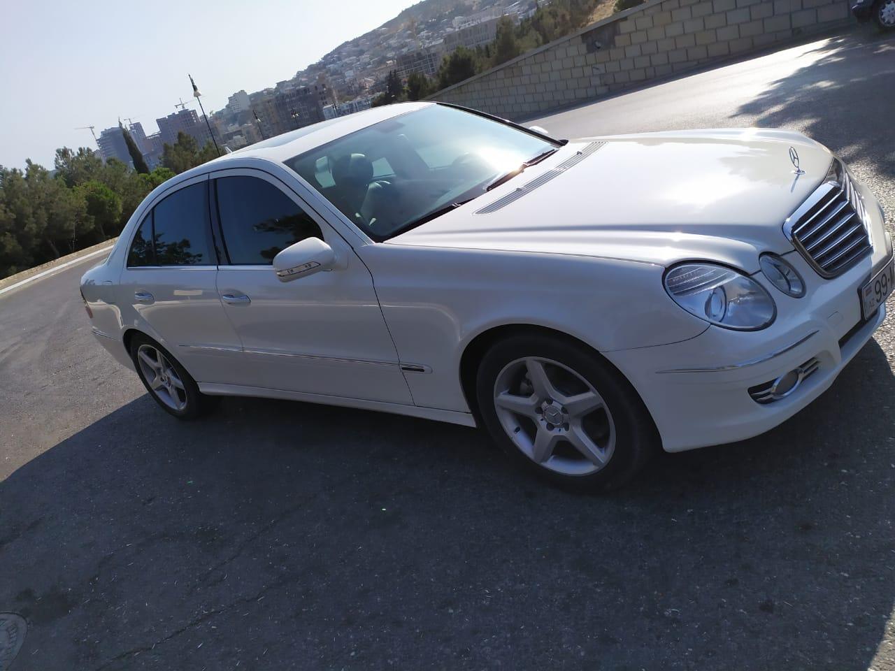 Mercedes-Benz E 220 2.2(lt) 2007 Second hand  $19700