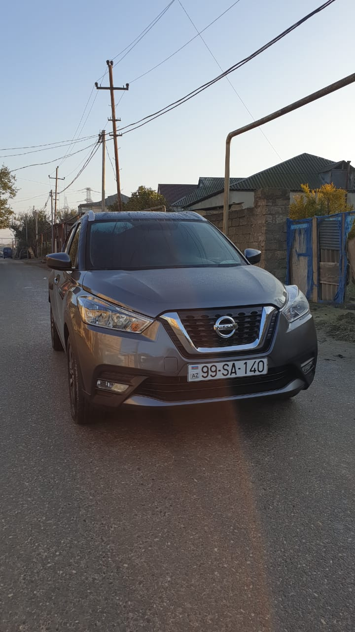 Nissan Kicks 1.6(lt) 2018 Yeni avtomobil  $17000