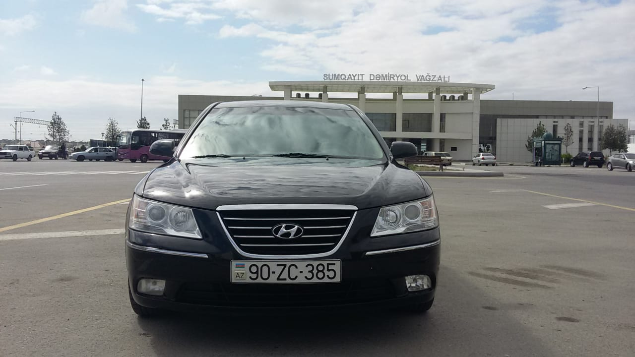 Hyundai Sonata 2.4(lt) 2008 İkinci əl  $17600