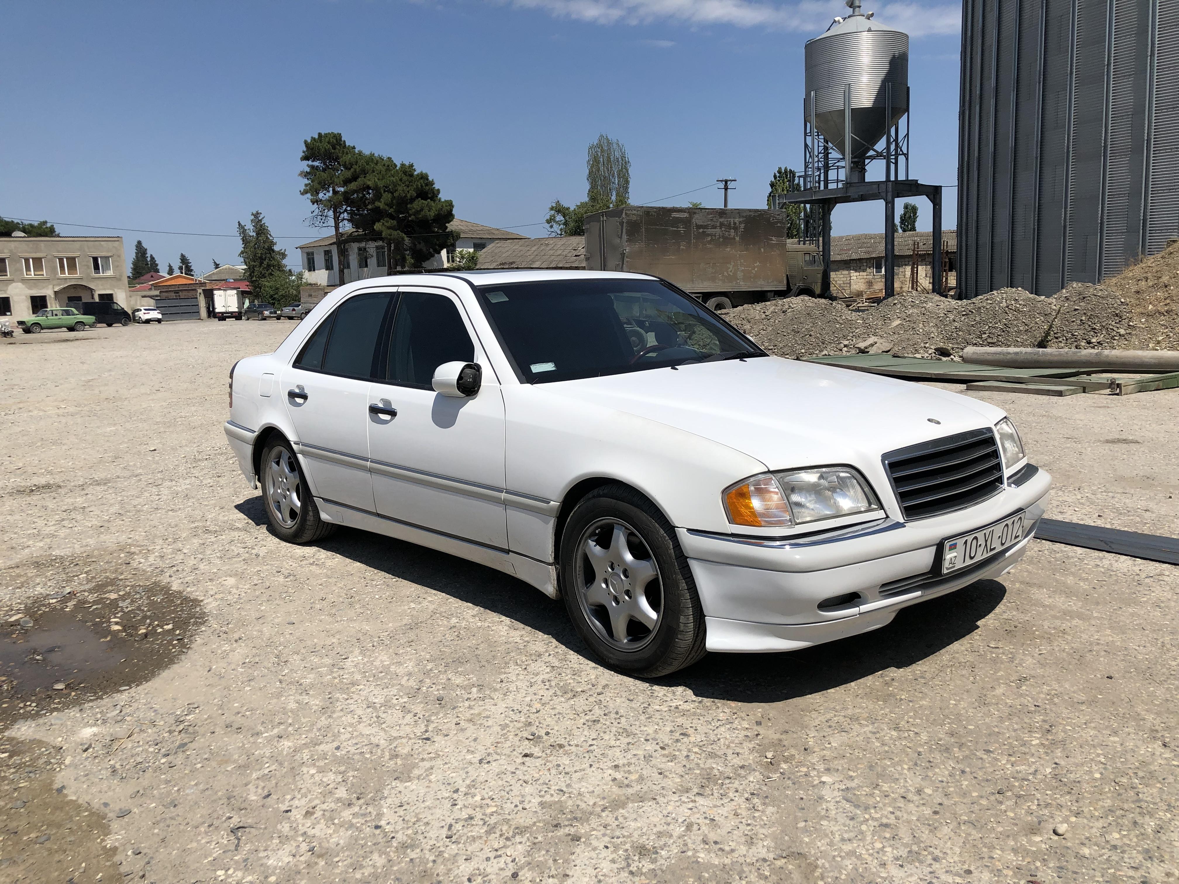 Mercedes-Benz C 280 2.8(lt) 2000 Подержанный  $13500