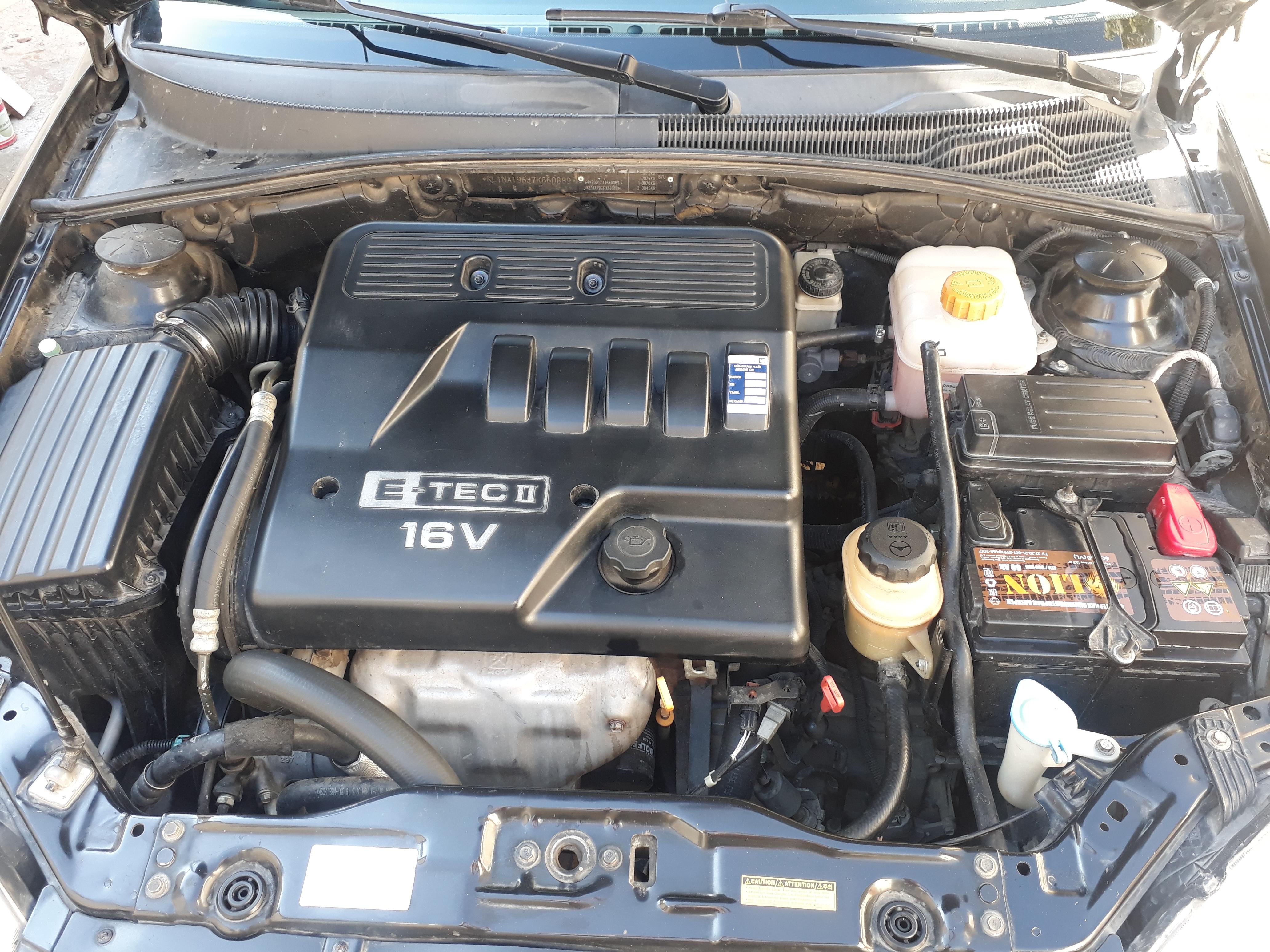 Chevrolet Lacetti 1.6(lt) 2007 İkinci əl  $6800