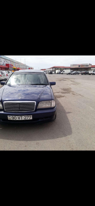 Mercedes-Benz C 180 1.8(lt) 1996 Подержанный  $9500