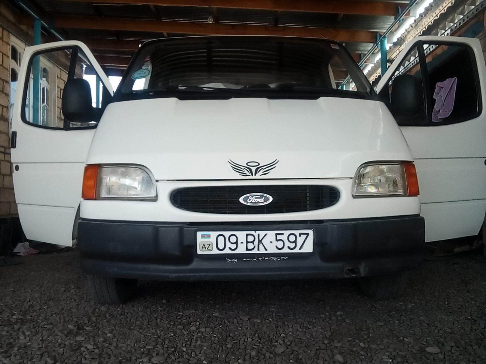 Ford Transit 2.5(lt) 1998 Подержанный  $14400