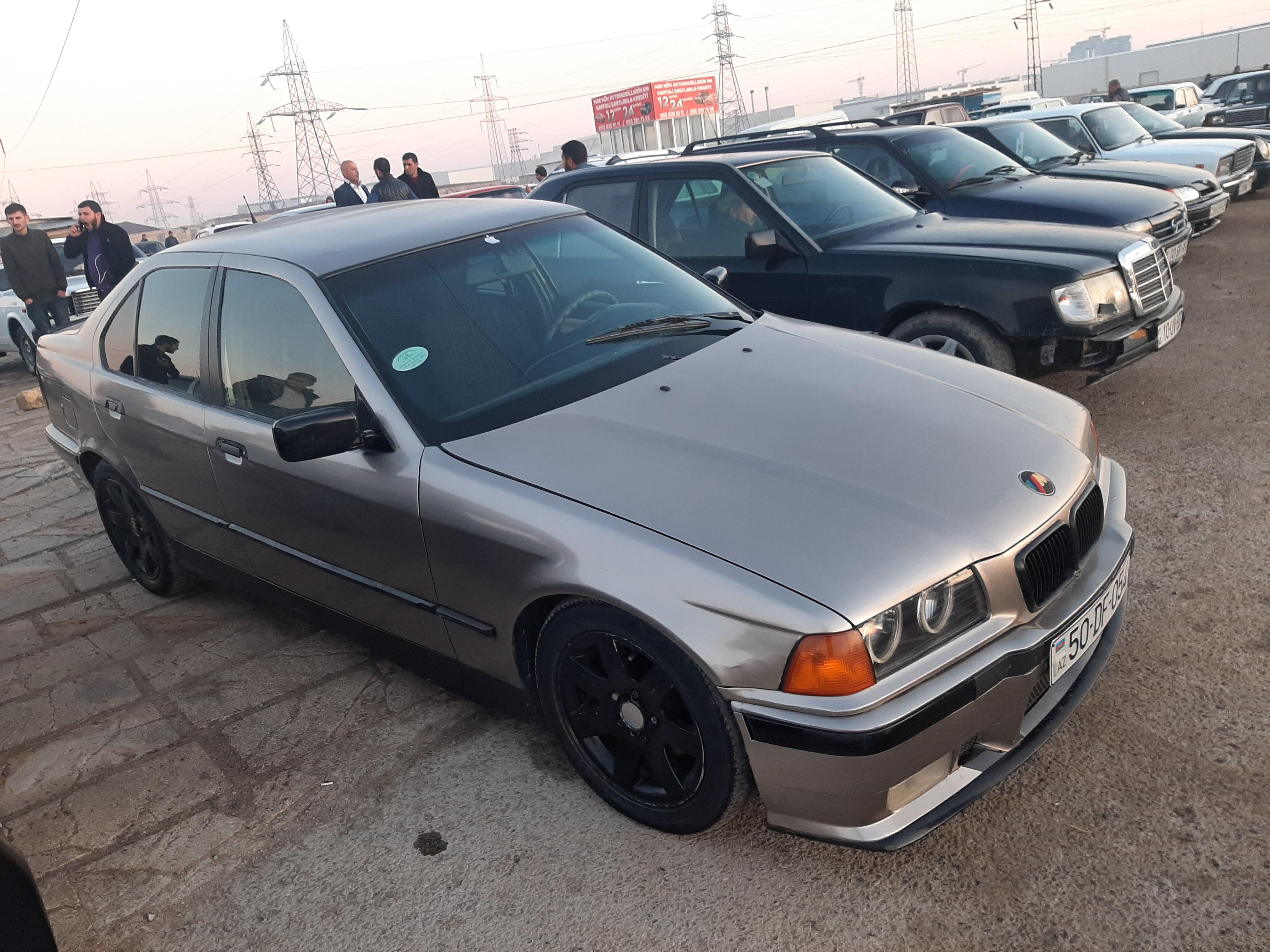 BMW 320 2.0(lt) 1991 Подержанный  $5500
