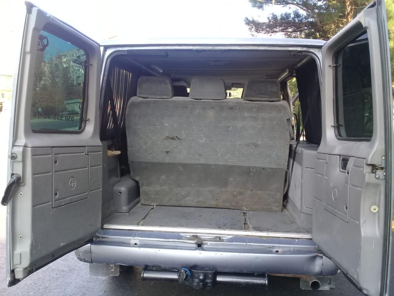 Ford Transit 2.5(lt) 1997 Подержанный  $16300