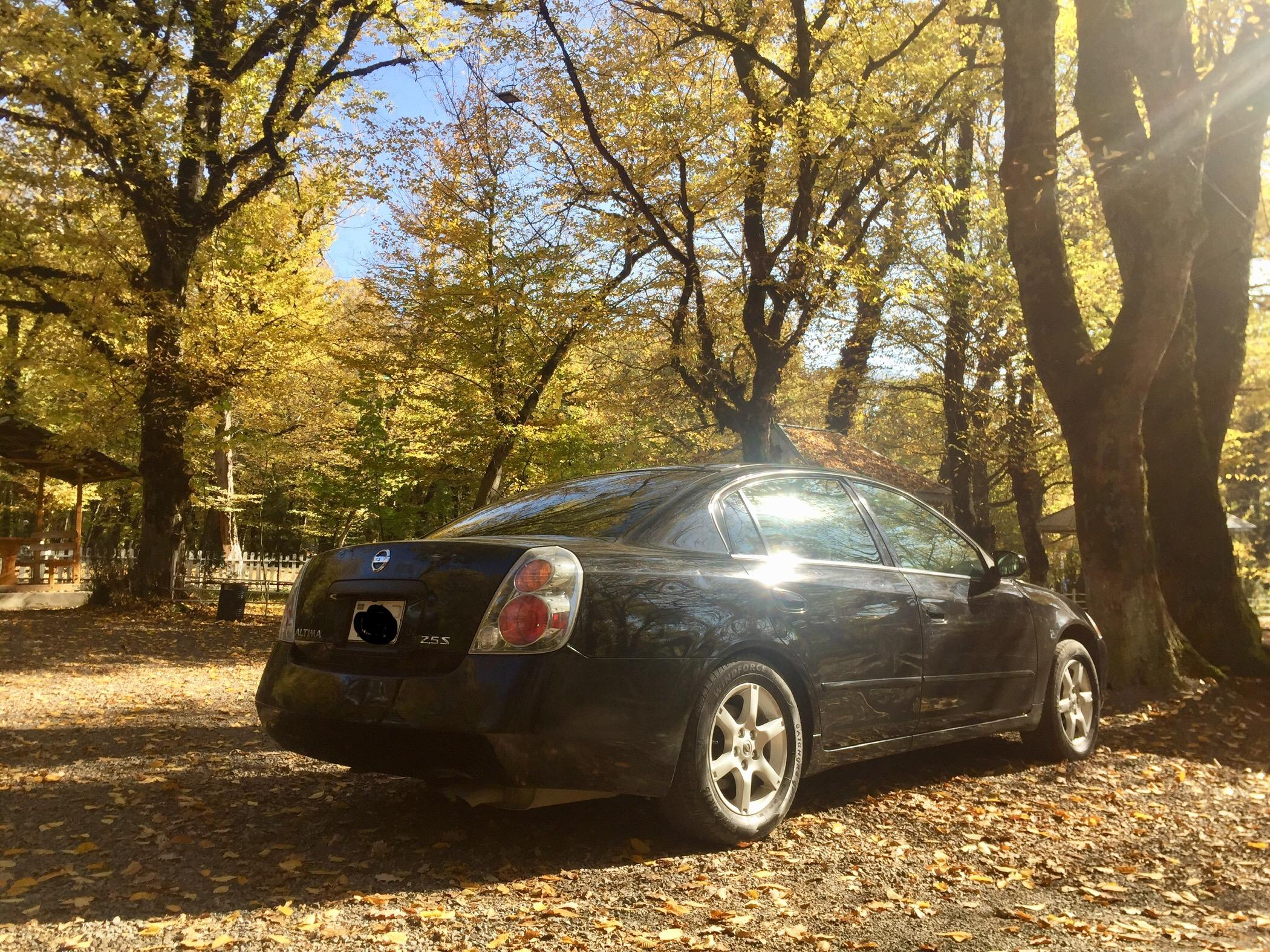 Nissan Altima 2.5(lt) 2005 İkinci əl  $11700