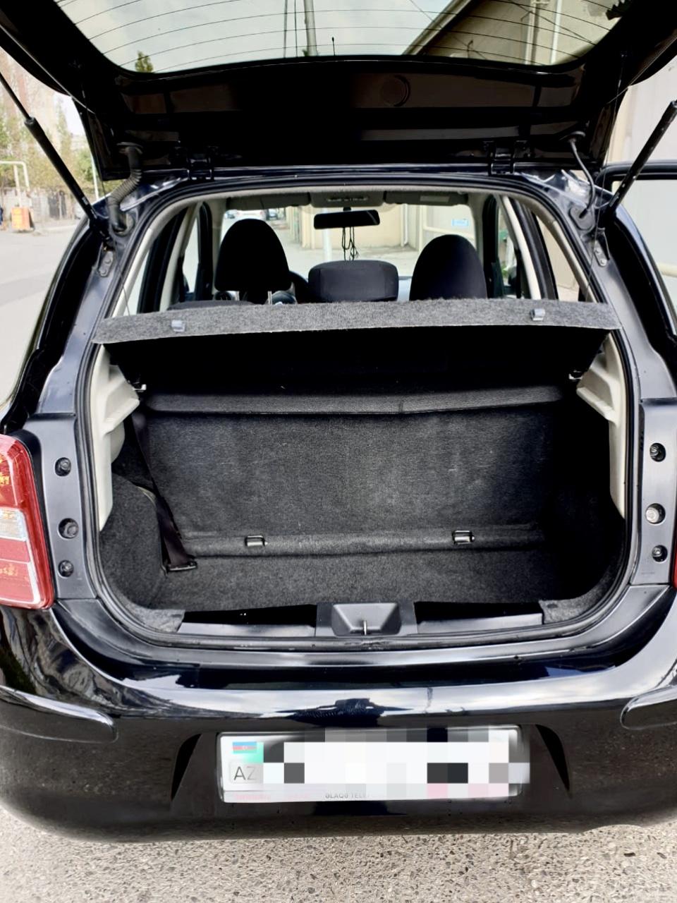 Nissan Micra 1.2(lt) 2011 Подержанный  $6600