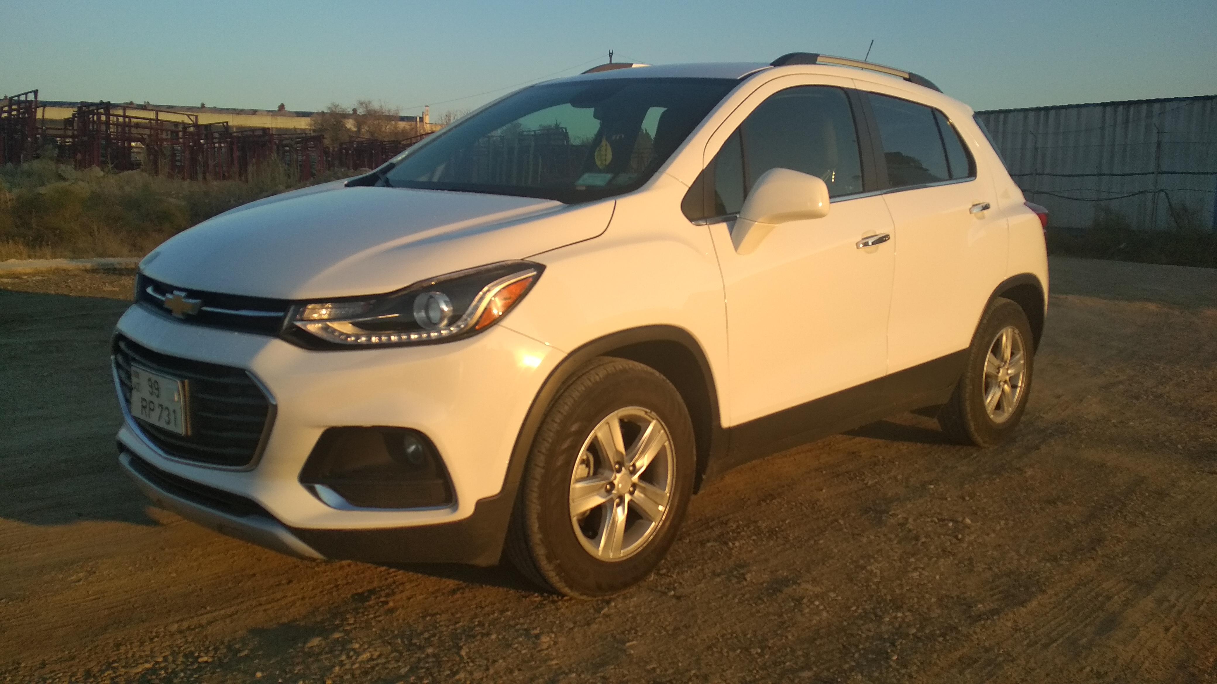 Chevrolet Trax 1.4(lt) 2017 İkinci əl  $24800