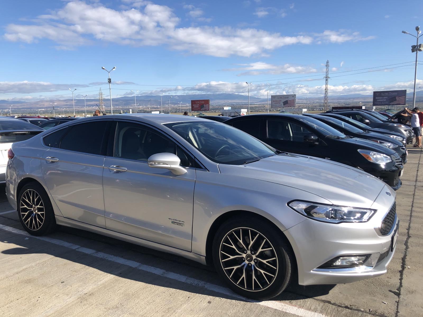 Ford Fusion 2.0(lt) 2017 İkinci əl  $14200
