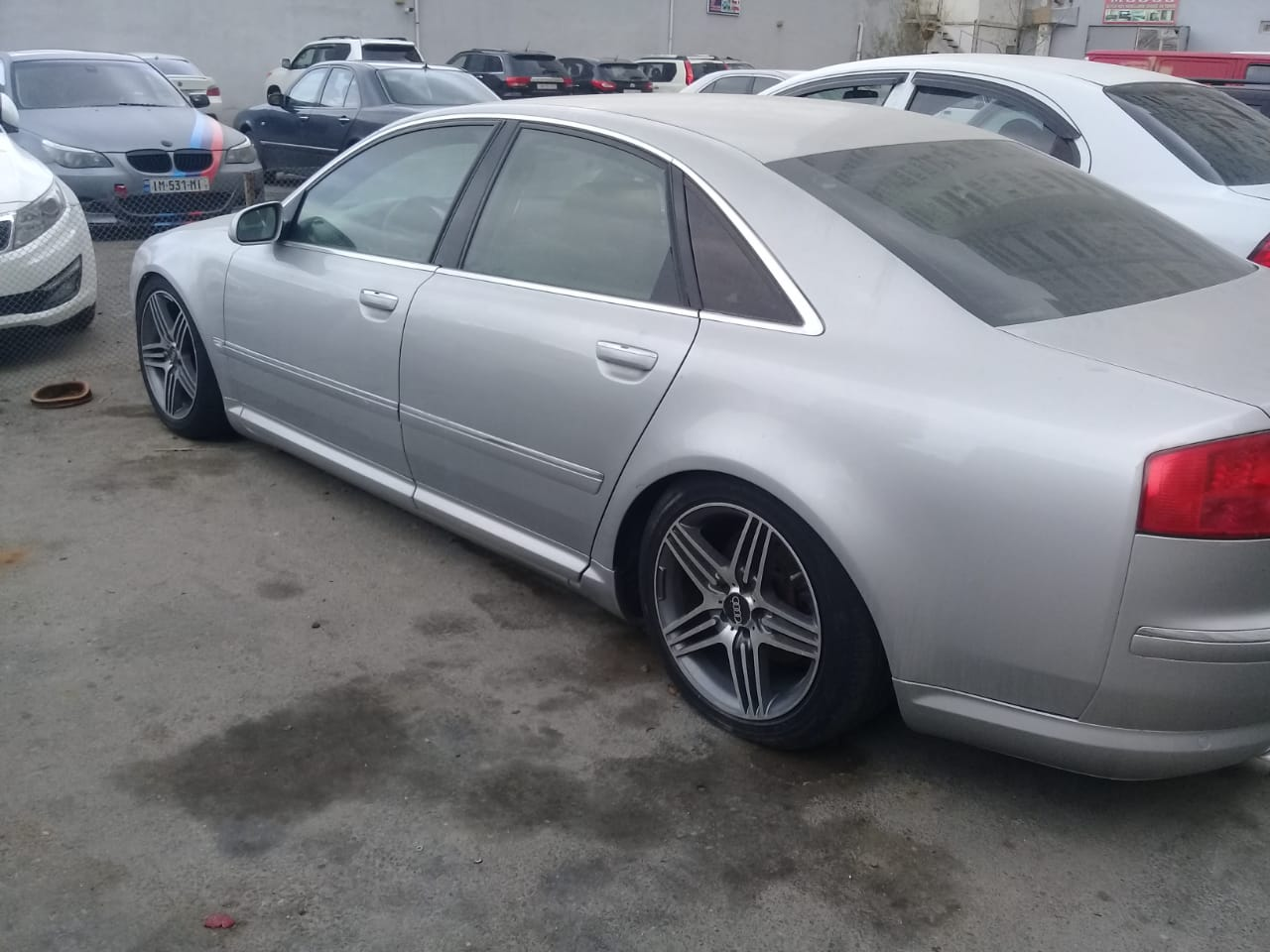 Audi A8 3.7(lt) 2004 Second hand  $2650