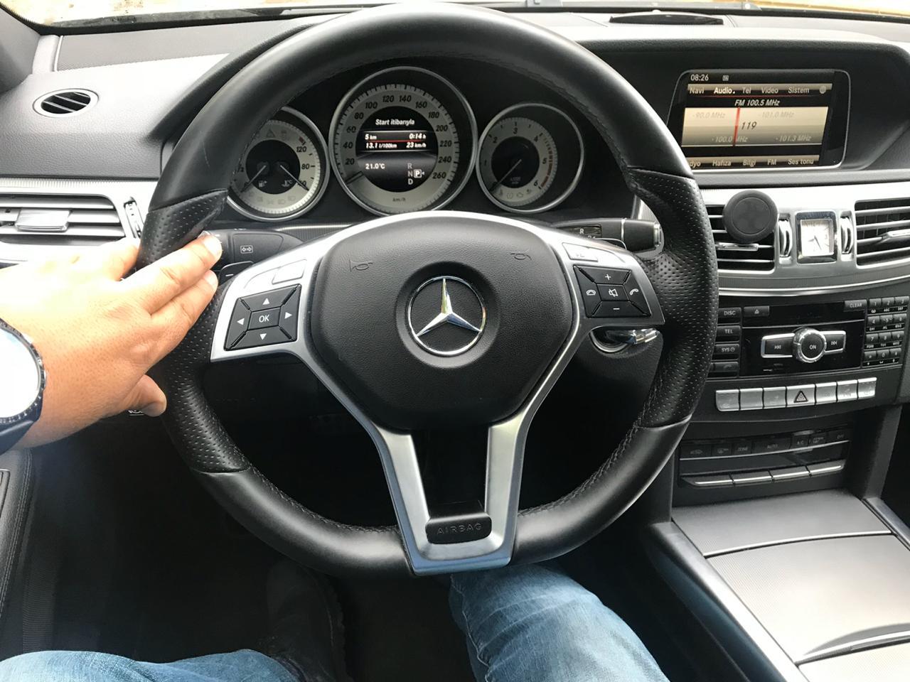 Mercedes-Benz E 250 2.5(lt) 2014 New car  $30000