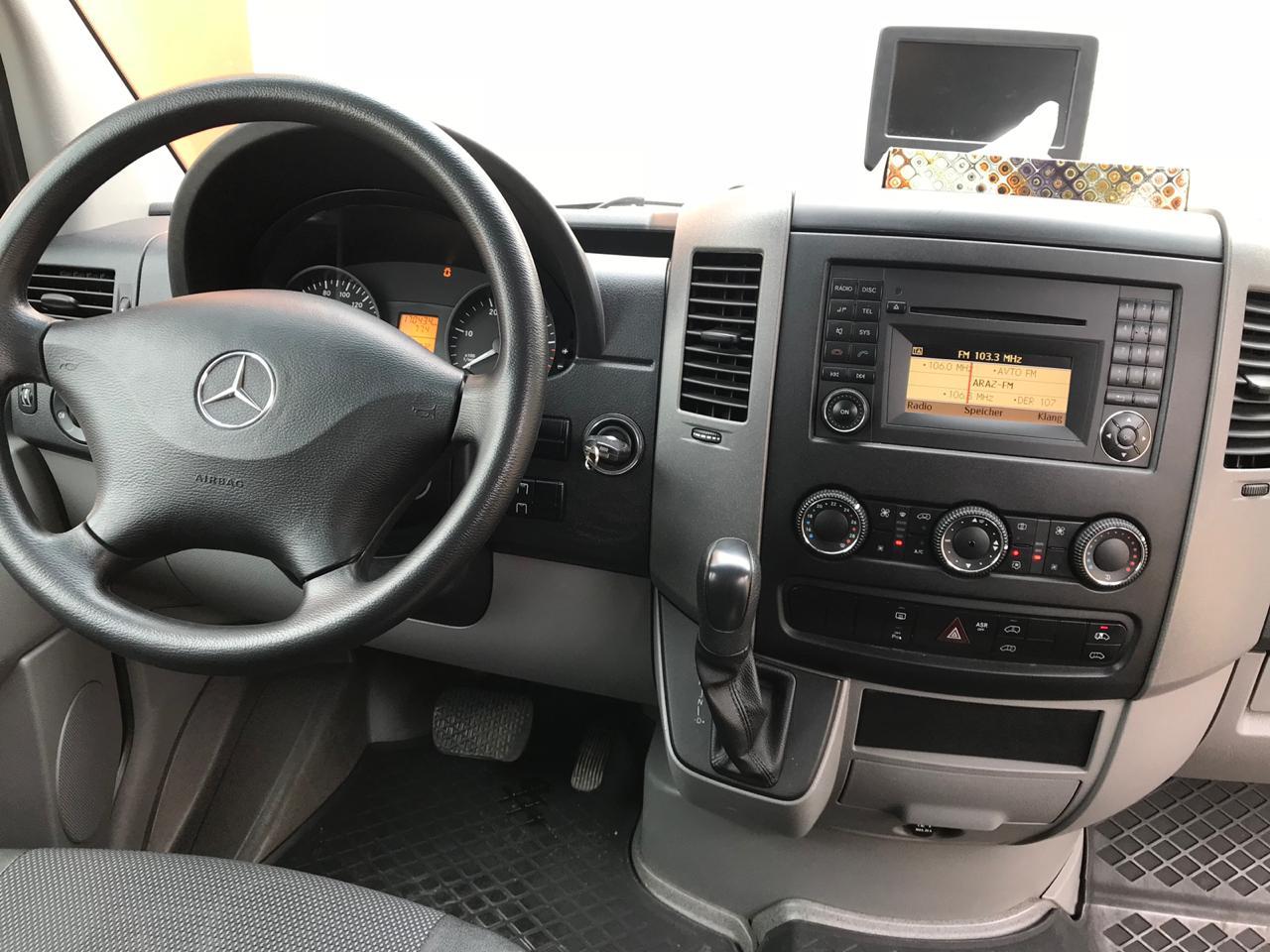 Mercedes-Benz Sprinter 2.2(lt) 2013 Second hand  $29000