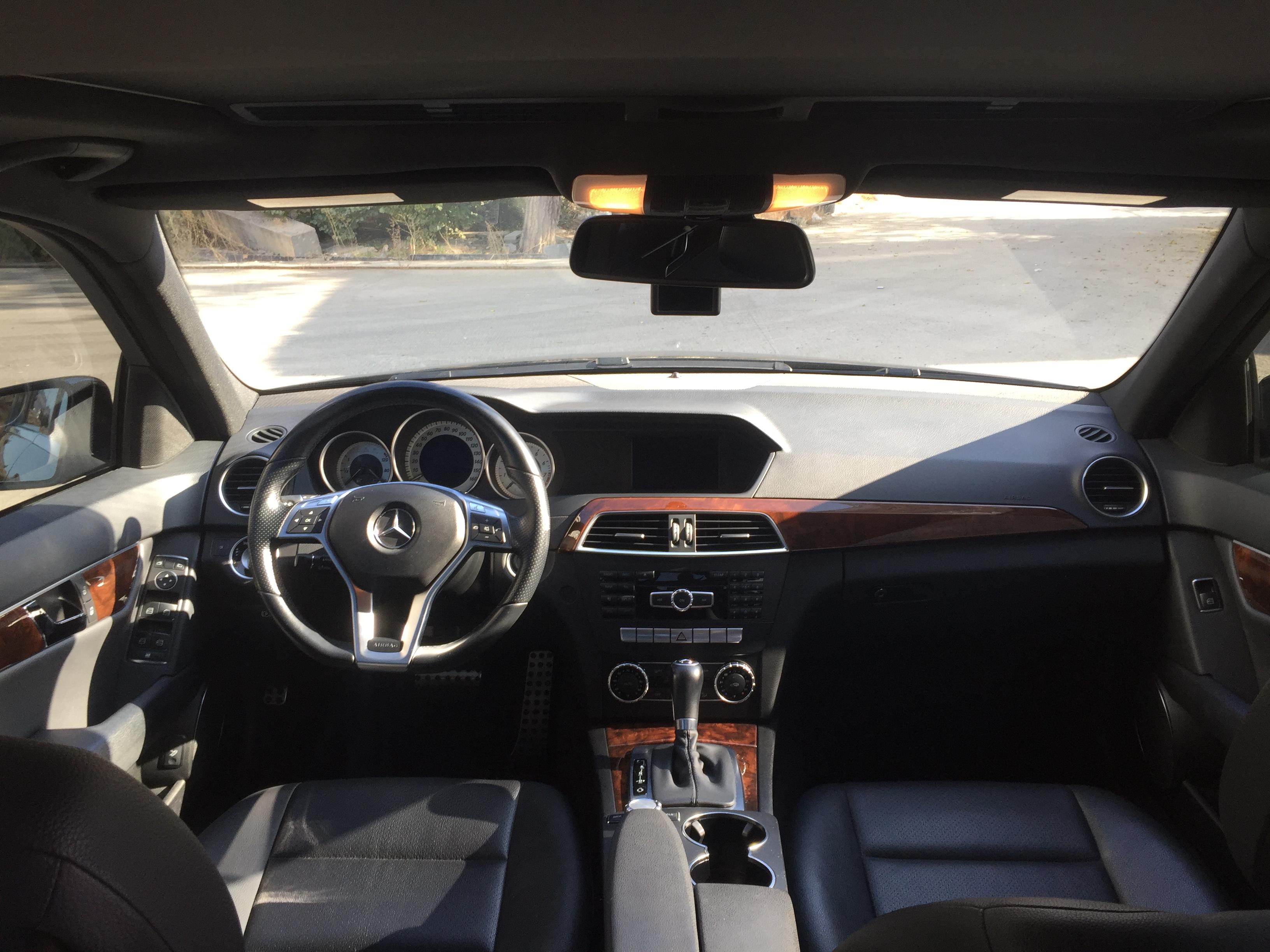 Mercedes-Benz C-class hamisi