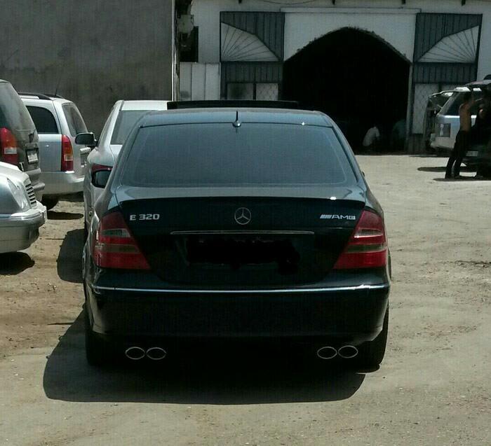 Mercedes-Benz E 320 3.2(lt) 2003 İkinci əl  $10500