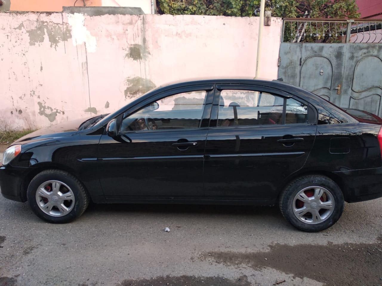 Hyundai Accent 1.4(lt) 2009 Подержанный  $12500