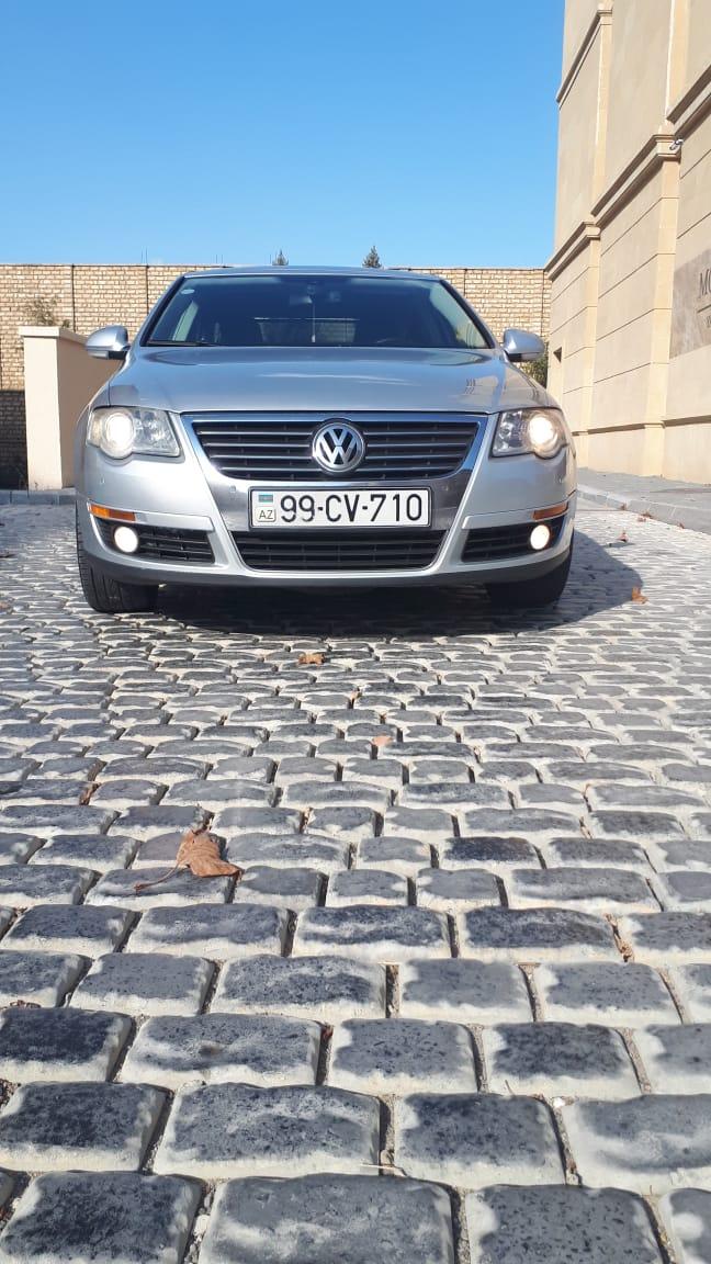 Volkswagen Passat 2.0(lt) 2008 Подержанный  $7500