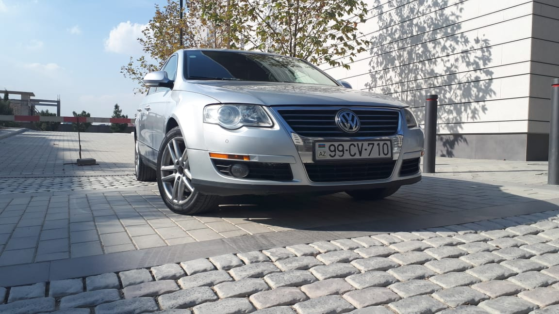 Volkswagen Passat 2.0(lt) 2008 İkinci əl  $7500