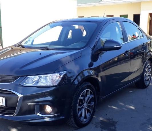 Chevrolet Aveo 1.6(lt) 2018 Подержанный  $4500