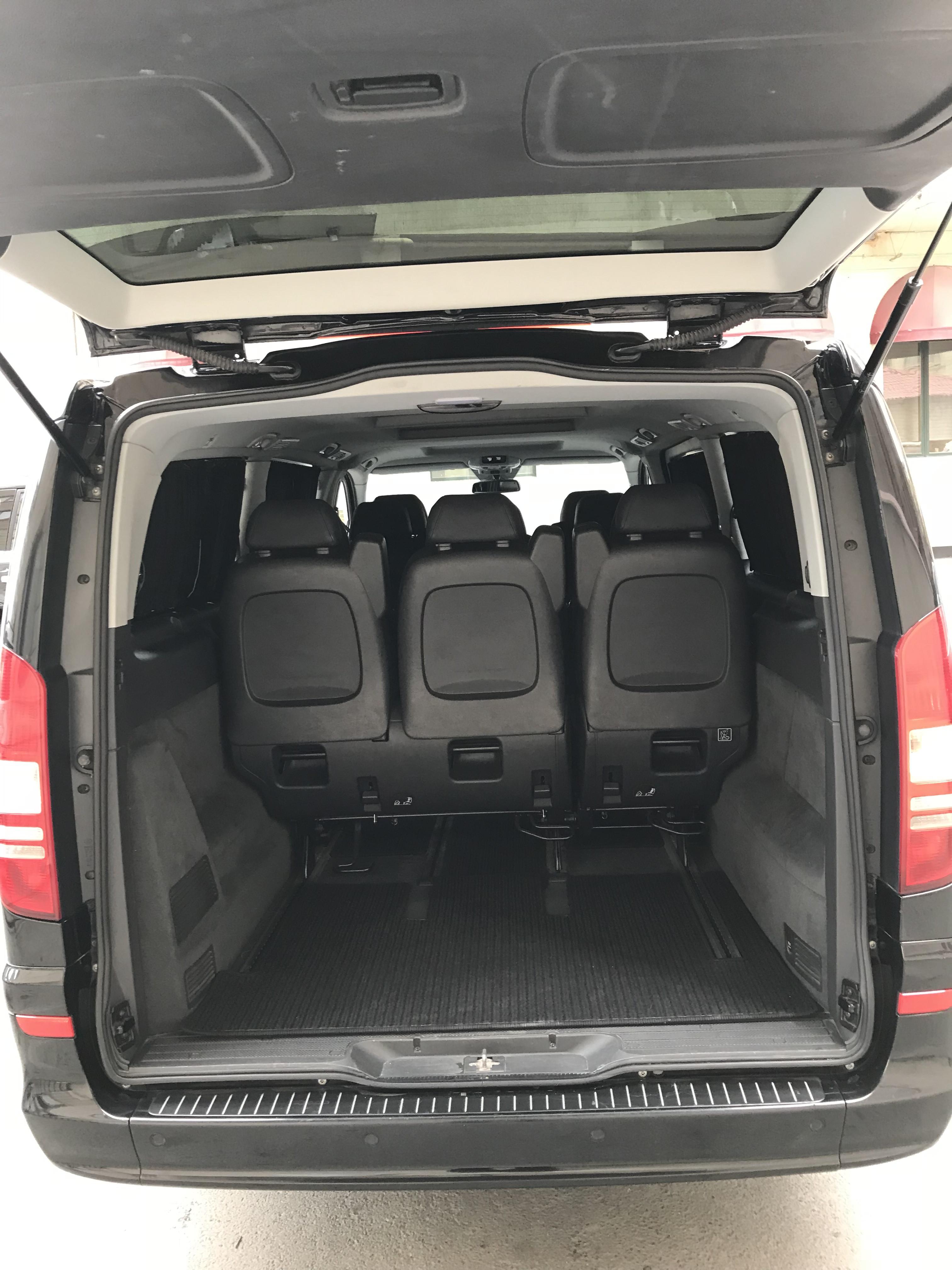 Mercedes-Benz Viano 30(lt) 2013 Подержанный  $29000