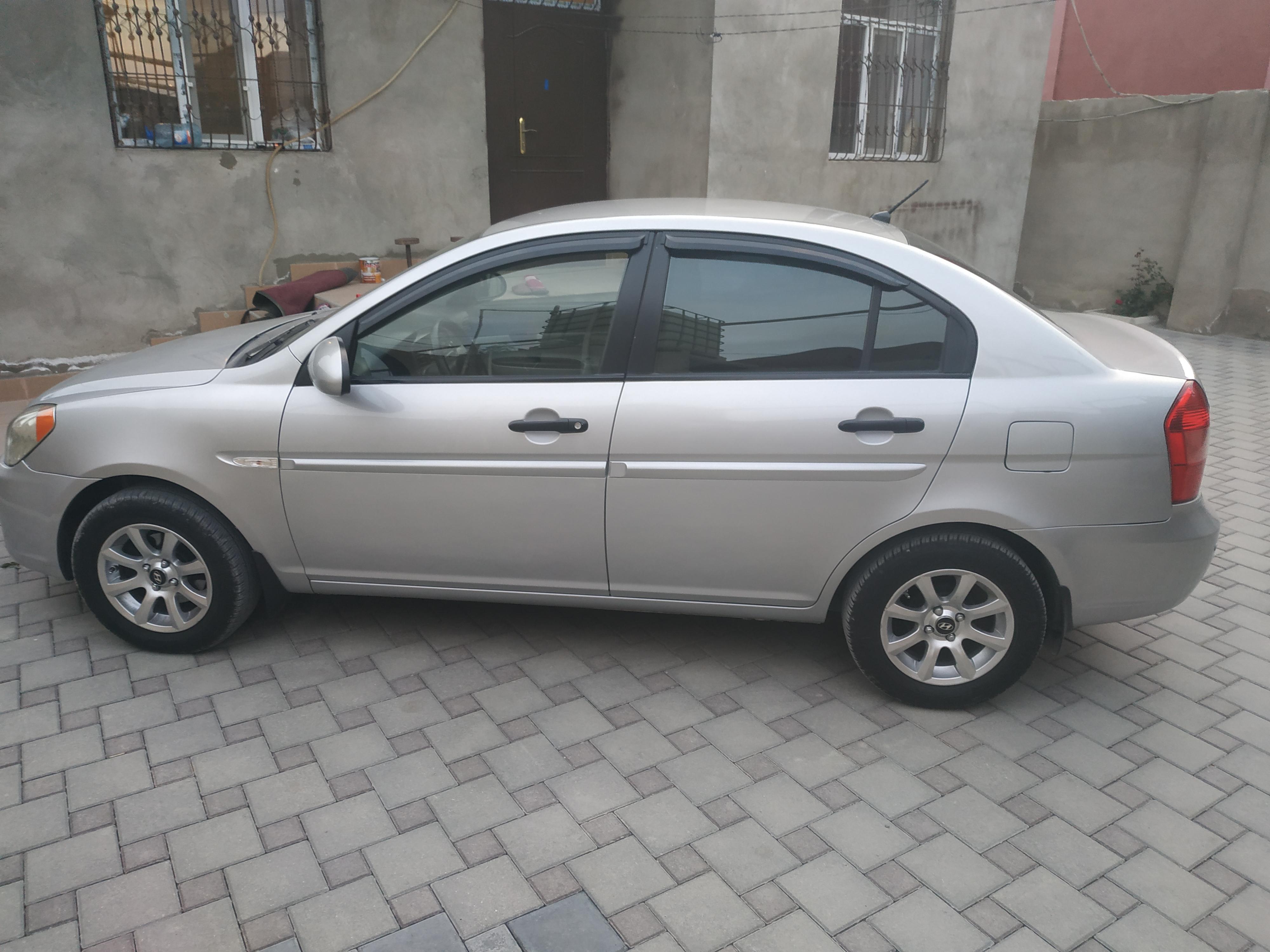 Hyundai Accent 1.4(lt) 2008 Подержанный  $12500
