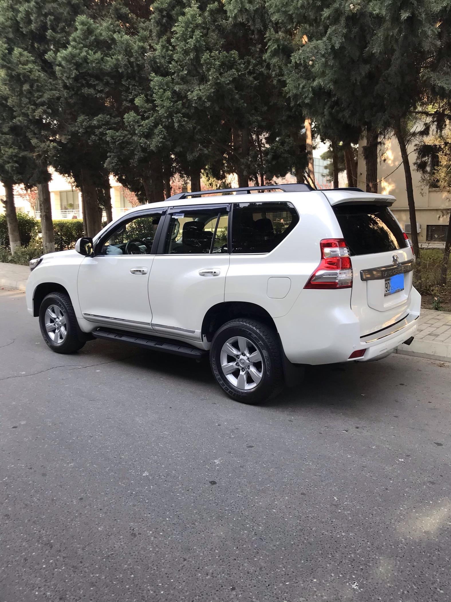 Toyota Prado 2.7(lt) 2015 Подержанный  $35600