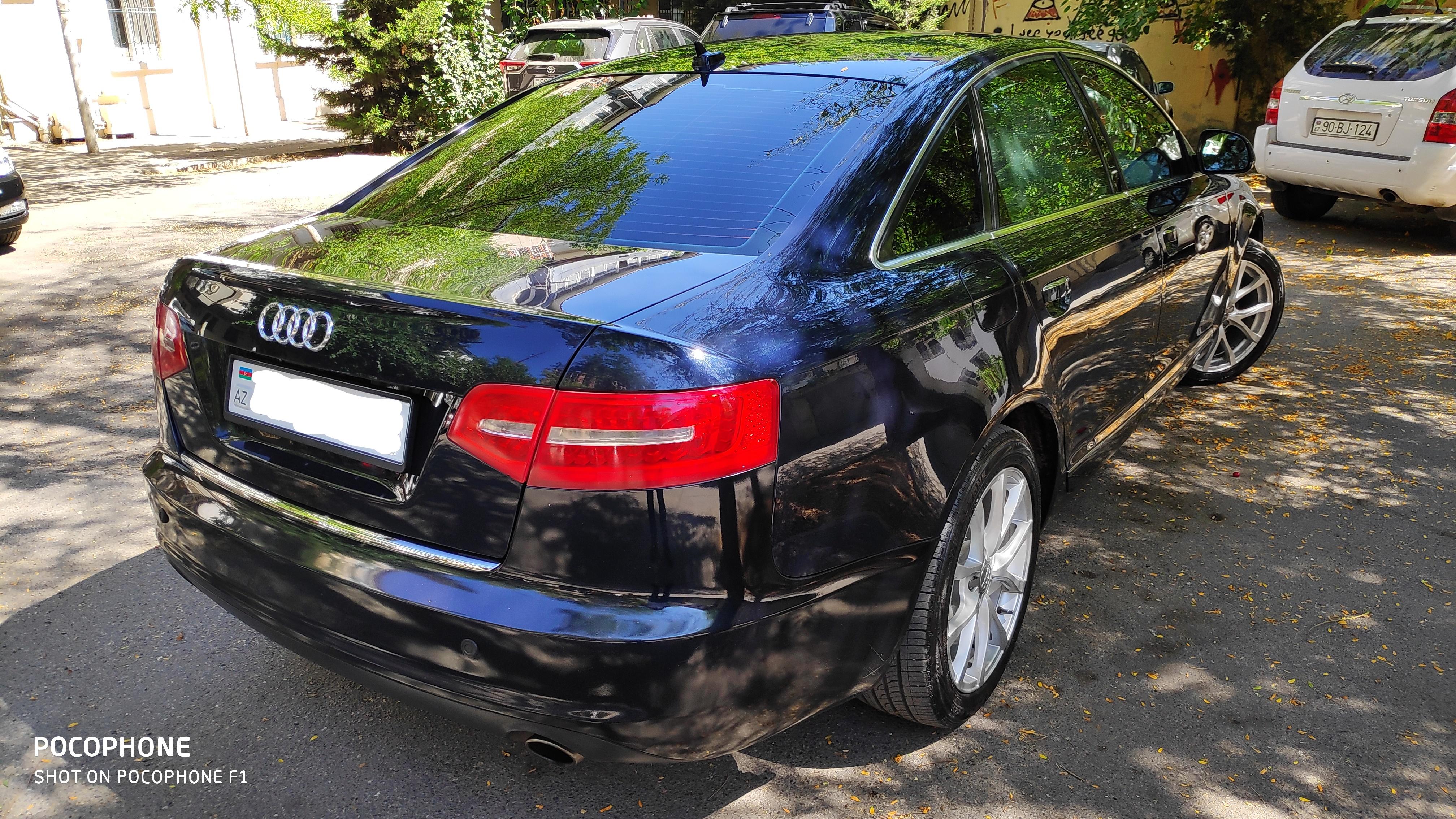 Audi A6 3.2(lt) 2009 İkinci əl  $19000