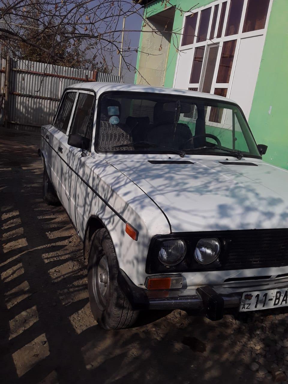 VAZ 2106 2.5(lt) 1987 Подержанный  $3100