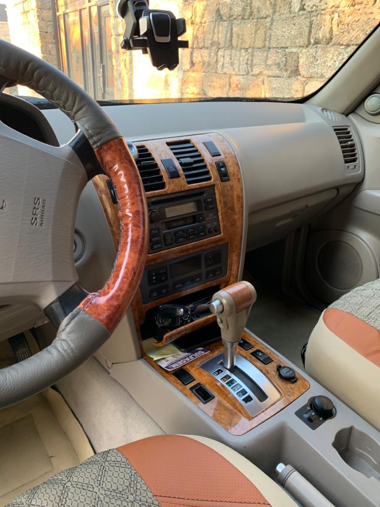 Hyundai Terracan 2.9(lt) 2005 Подержанный  $12800