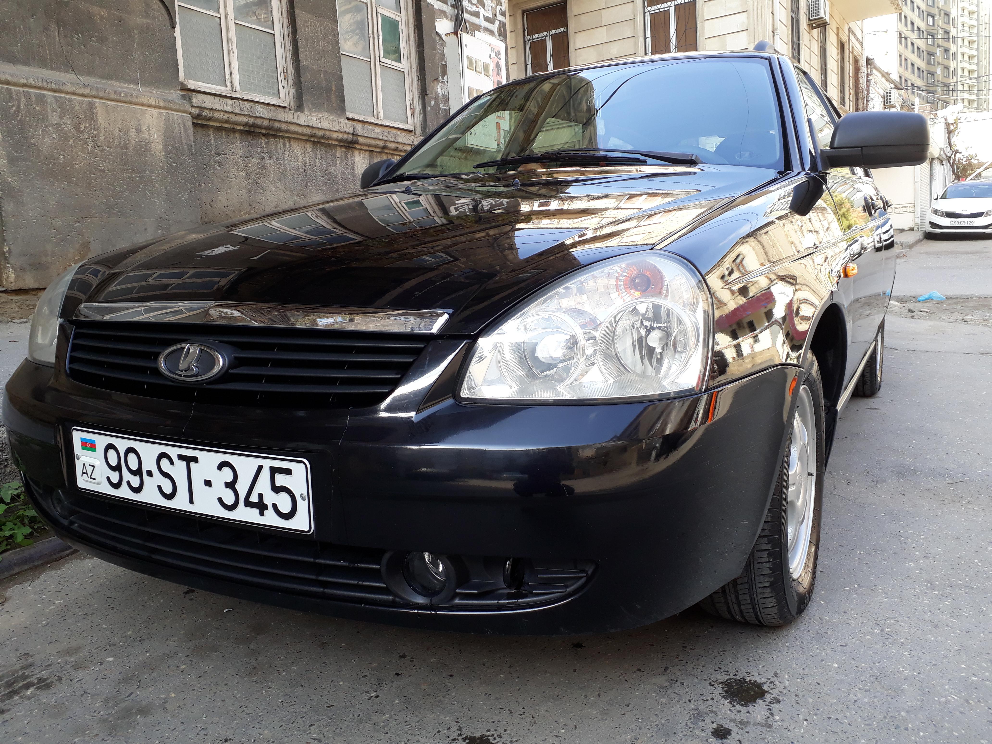 VAZ Priora 1.6(lt) 2011 Подержанный  $10000