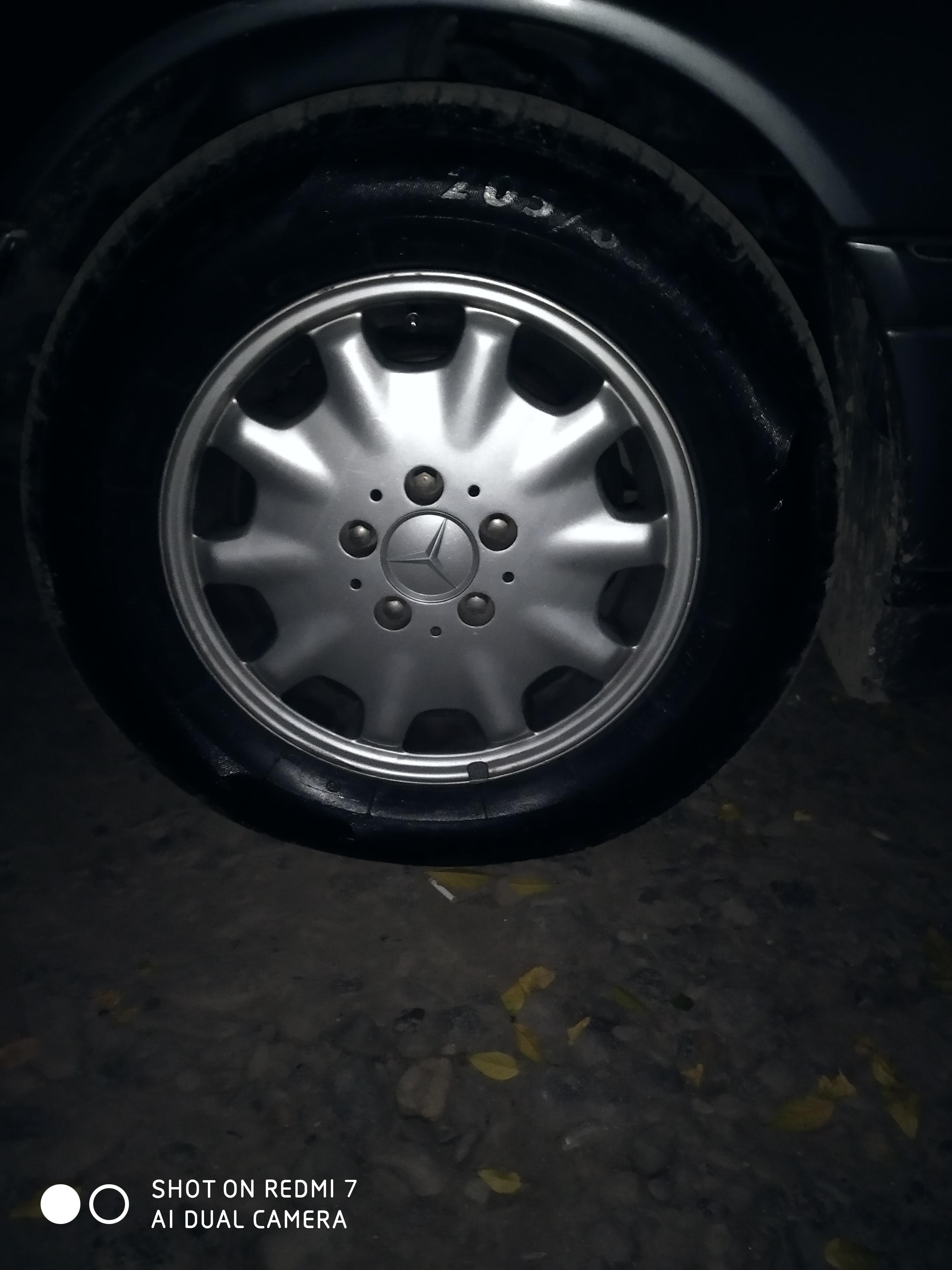 Mercedes-Benz C 220 2.2(lt) 1995 Подержанный  $8000
