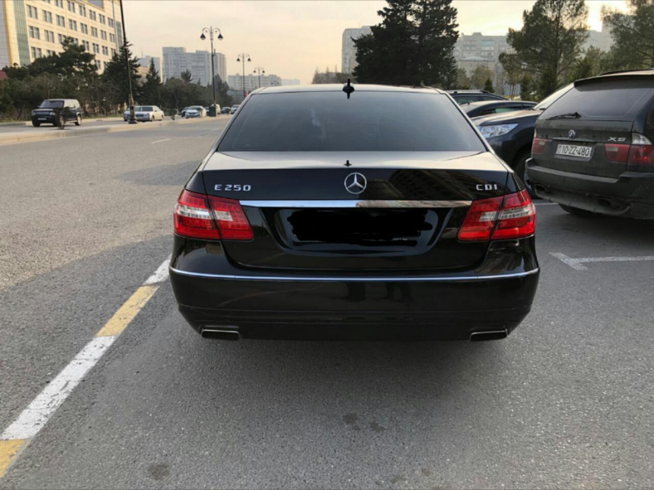 Mercedes-Benz E 250 2.2(lt) 2012 İkinci əl  $23000