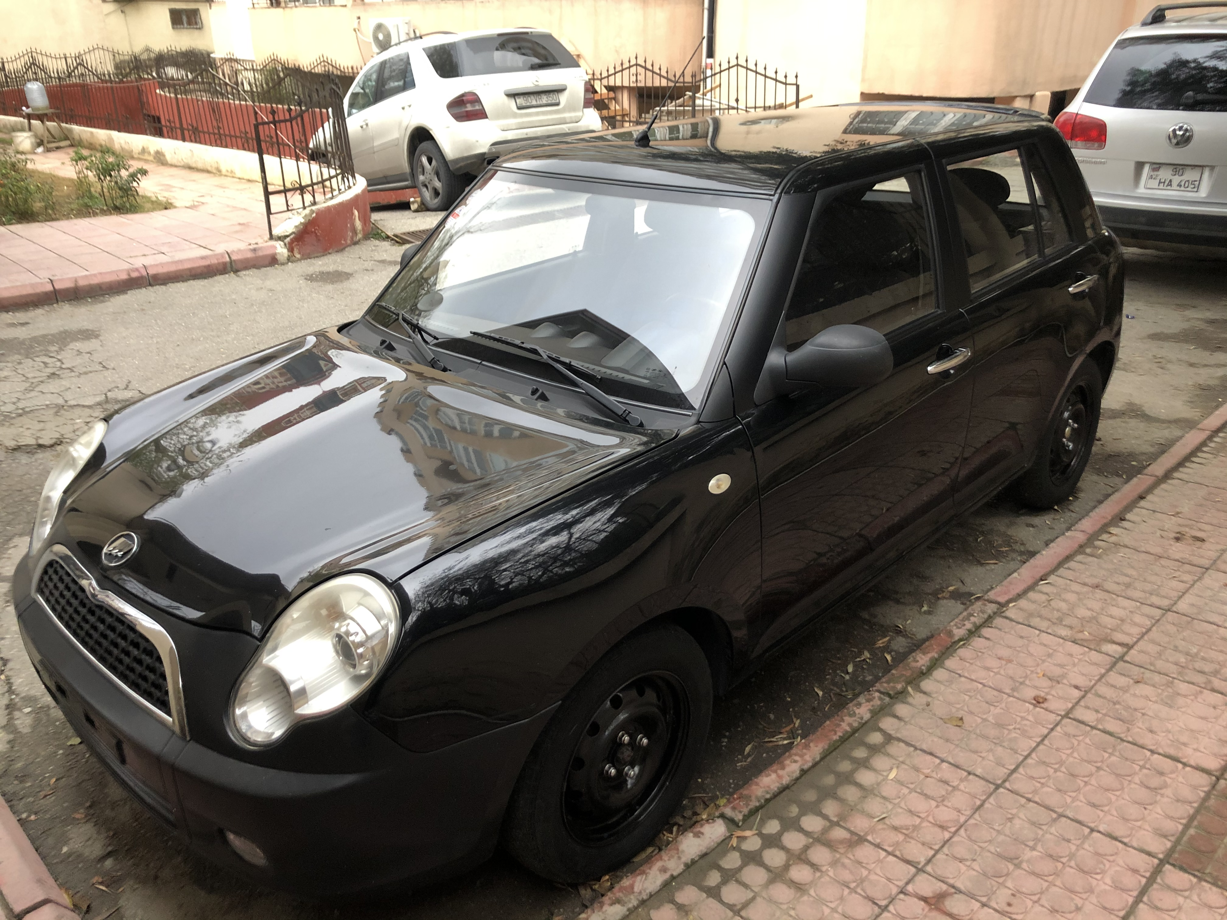 Lifan 320 1.3(lt) 2014 Second hand  $5000